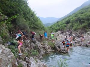 rocks near Sheung Luk