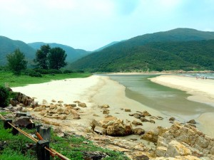 the beach at sai wan